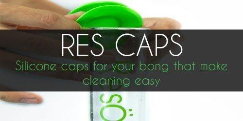 res caps bong caps bong cleaner